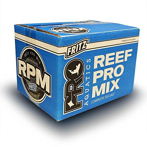 Visit the Fritz Aquatics 80243 Reef Pro Mix Complete Marine Salt, 200 Gallon on Amazon.