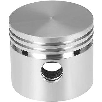 uxcell - Compresor de aire de aleación de aluminio plateado de repuesto, 80 mm x 63 mm: Amazon.es: Bricolaje y herramientas