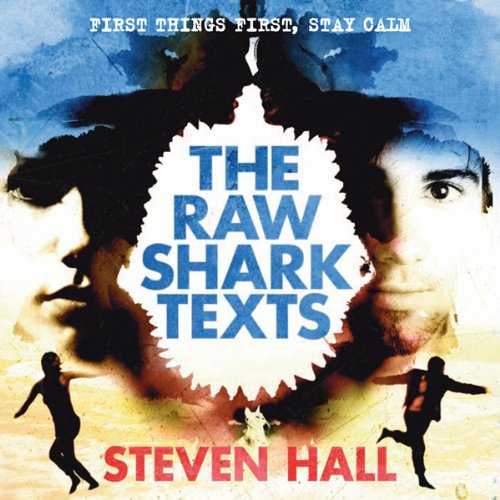 The Raw Shark Texts cover art