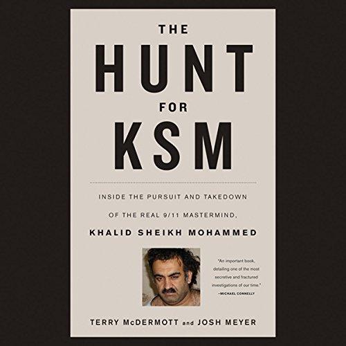 The Hunt for KSM cover art