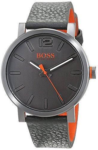 Hugo Boss Orange Reloj Análogo clásico para Hombre de Cuarzo con Correa en Cuero 1550037