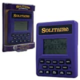 Trademark Global Electronic Handheld Solitaire Game