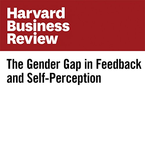 The Gender Gap in Feedback and Self-Perception copertina