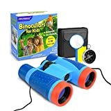 Binoculars for Kids,FAYOGOO Compact Kids Binoculars for Bird Watching,Outdoor Adventure Watching Learning,Best Thanksgiving