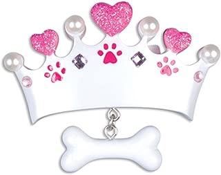 Best glitter crown ornaments Reviews