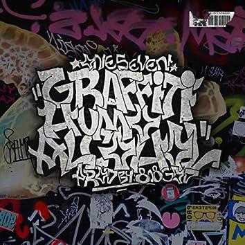 Graffiti Humo Alcohol