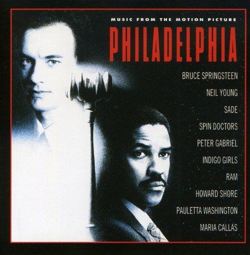 Philadelphia - Music From The Motion Picture by Original Soundtrack (1994-01-05)