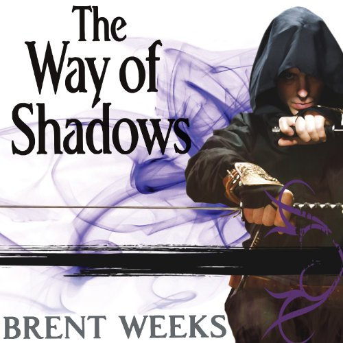 The Way of Shadows  By  cover art