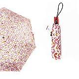 LYJZH Homme Femme Parapluie Pliant Entreprise Voyage Ombrelle étanche Portable...