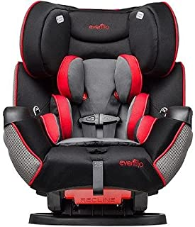 Evenflo Symphony LX All-in-1 Car Seat Convertible Car Seat, Kronus