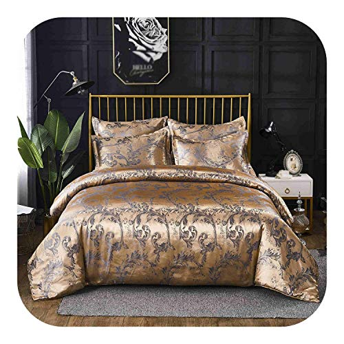 leaf-only Cotton Bedding Sets Full, Bedding Set Solid Color Bed Linens Duvet Cover Set Comforter Pillowcase 3Pcs Queen King Size AP22*-style4-200x230cm