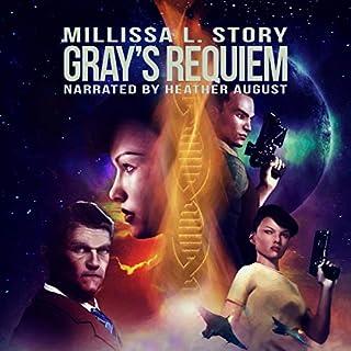 Gray's Requiem audiobook cover art