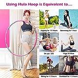 Zoom IMG-2 plartree hula hoop fitness per