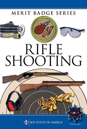 Rifle Shooting Merit Badge Pamphlet