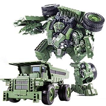 Transformer Toy Studio Series Voyager Class KO Revenge of The Fallen Movie Constructicon Long Haul Action Figure