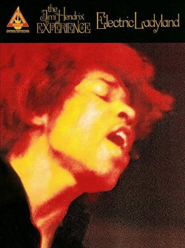 Hendrix Jimi Electric Ladyland Recorded Versions -For Guitar, Bass Guitar & Percussion- (TAB): Noten für Ensemble