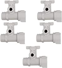 Water Purifier Plastic Three Connection Water Intake tee Fitting Three-Way Piece 1/2