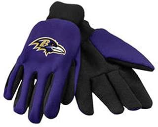 FOCO NFL Utility Work Glove - Colored Palm