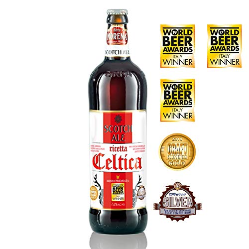 Birra Morena Celtica Scotch Ale 75cl - Craft Beer