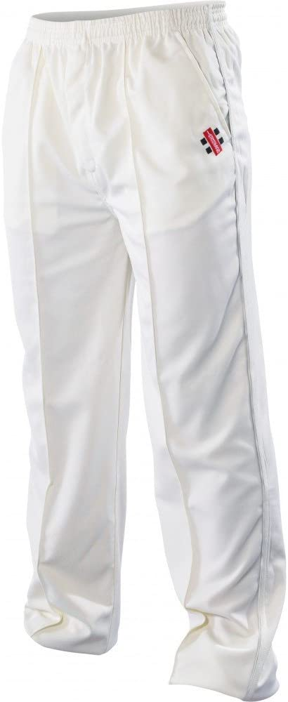 GRAY-NICOLLS Over item handling Free shipping anywhere in the nation ☆ Adult Super Trousers L Ivory Navy
