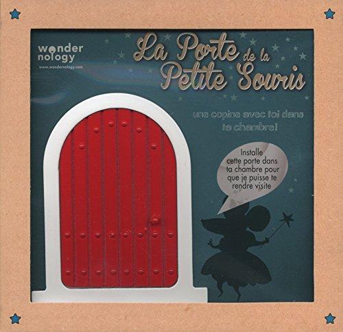 Léo, Chloé et la porte de la petite souris (rouge)