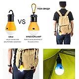 Zoom IMG-2 winzwon lampade led campeggio 3