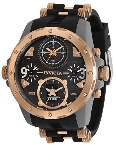 Invicta U.S. Army 31969 - Reloj de cuarzo para hombre