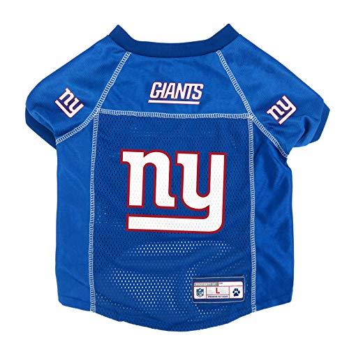NFL New York Giants Pet Jersey, XL