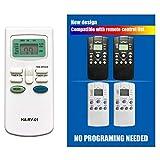Replacement for Carrier Air V Airv Rv Air Conditioners Remote Control for 12-50095-00 12-50074-00 12-50152-00 68RV11302A 68RV14102A 68RV14103A 68RV14112A 68RV15102A 68RV15103A 68RV0010AA 68RV0010BA