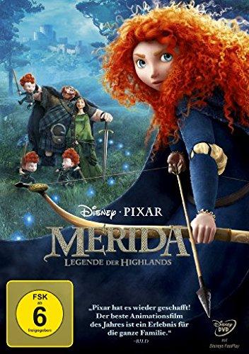 Merida - Legende der Highlands (Pixar Lieblingsfilme)