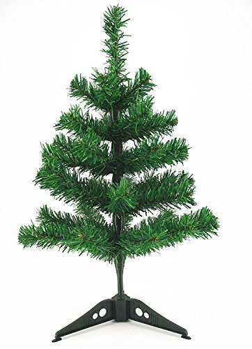 Artificial Tabletop Holiday 'Christmas Tree' (18')