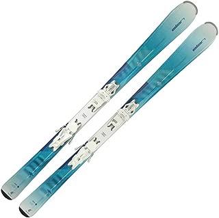 2018 Elan Zest Blue Light Shift Skis w/ EL 7.5 Bindings