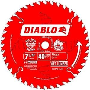 Diablo D0740A review