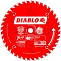 Freud D0740A Diablo 7-1/4 40 Tooth ATB Finishing Saw Blade…