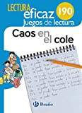 Caos en el cole Juego de Lectura: AJL 190