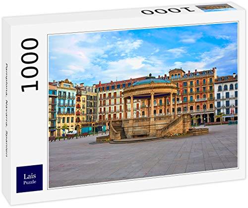 Lais Puzzle Pamplona, Navarra, España 1000 Piezas
