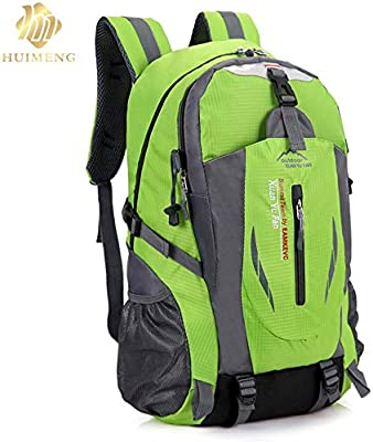 2018 Travel Functional Package Fashion School Bag Waterproof Nylon Men Backpack Women Rucksack Trekking