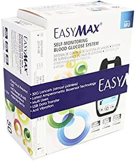 Easy Max Blood Glucose Meter