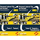 Personal Laboral Fijo Correos - Pack Temario Completo, Resúmenes y Exámenes - Edición...