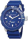 Nautica Reloj Analógico para Hombre de Cuarzo con Correa en Silicona 0656086079890