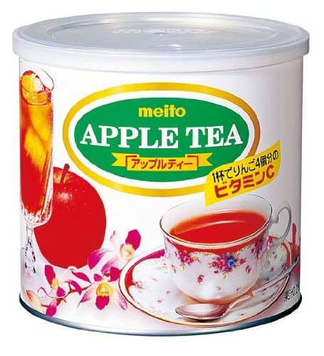 名糖産業『アップルティー』