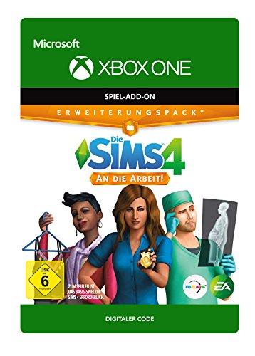 Die Sims 4 - An die Arbeit (EP 1) DLC | Xbox One - Download Code