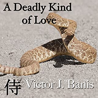 A Deadly Kind of Love cover art