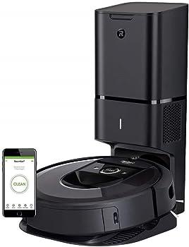 iRobot Roomba i7+ WiFi Smart Robot Vacuum with Automatic Dirt Disposal