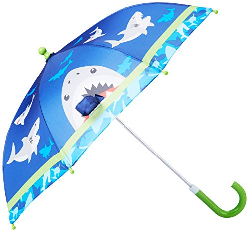 Stephen Josheph Gifts Kids' Little Boys' Stephen Joseph All Over Print Umbrella,...