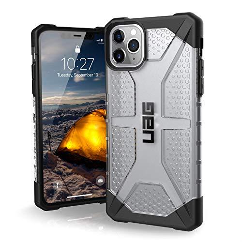UAG Designed for iPhone 11 Pro Max [6.5-inch screen] Plasma [Ice] Case