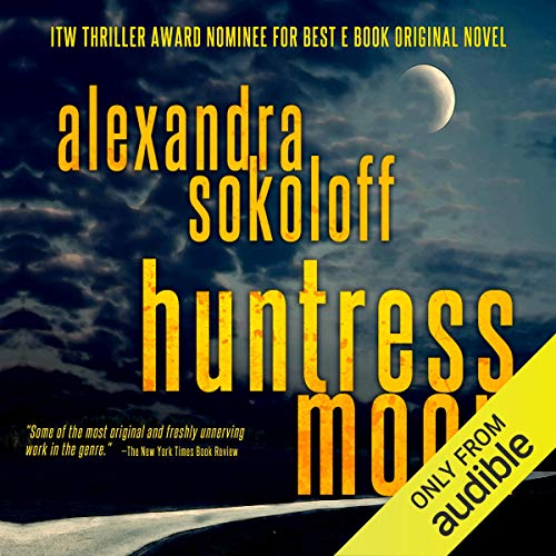 Huntress Moon Titelbild