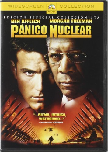 Pánico Nuclear (Import Dvd) (2003) Ben Affleck; Morgan Freeman; James Cromwell