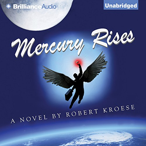 Mercury Rises audiobook cover art
