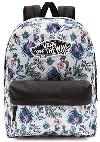 Vans Realm Backpack, Zaino da donna, 42cm, 22L, Califas Marshmallow, Taglia unica